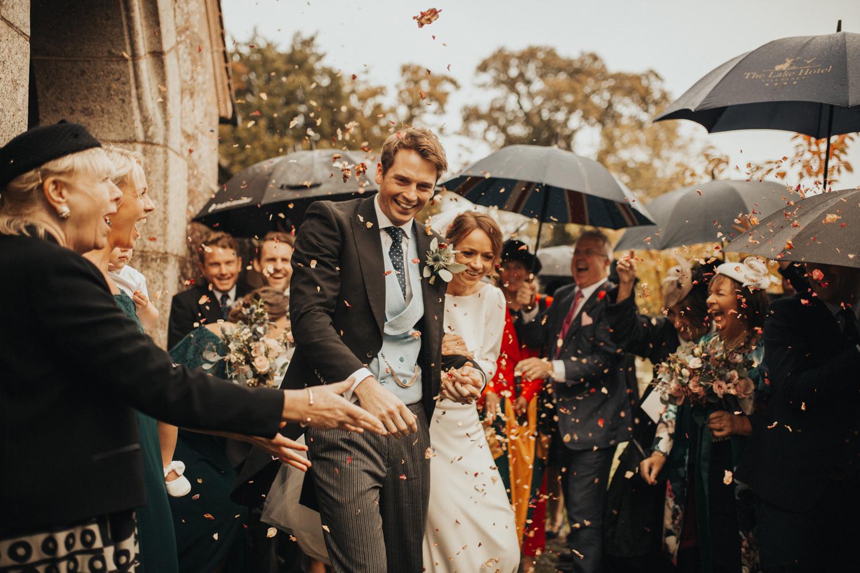 Higher Eggbeer Wedding Devon