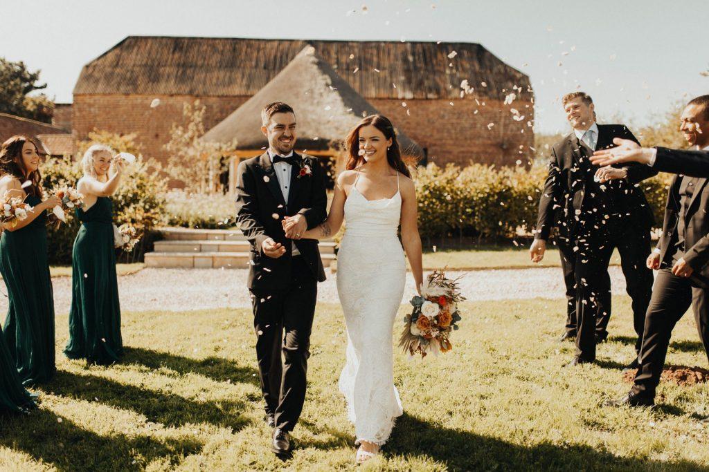 devon boho wedding