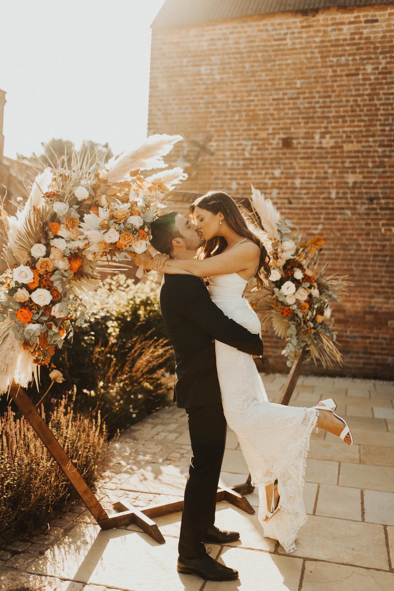 devon boho wedding